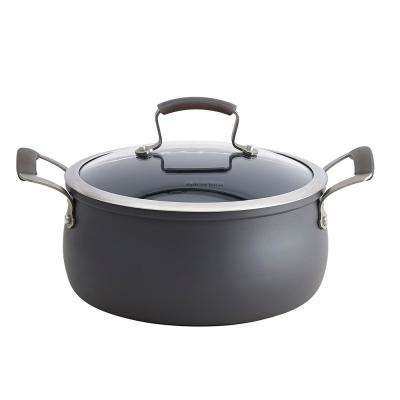 5 Qt. Hard Anodized Chili Pot with Lid