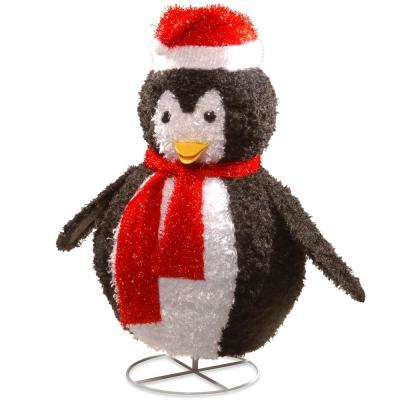 28 in. Pop-Up Penguin