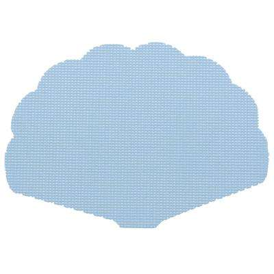Serenity Fishnet Shell Placemat (Set of 12)