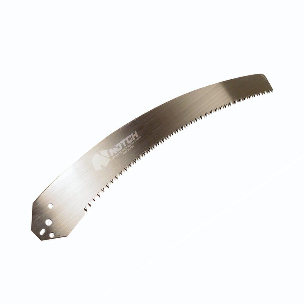 """14/"""" w//Hook Fanno Tri-Edge Pole Saw Replacement Saw Blade"""