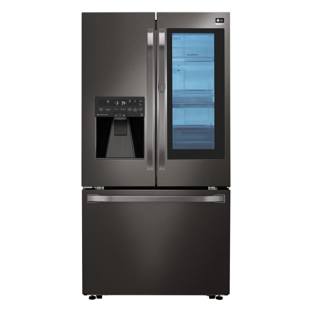 Black Stainless - French Door Refrigerators - Refrigerators - The ...