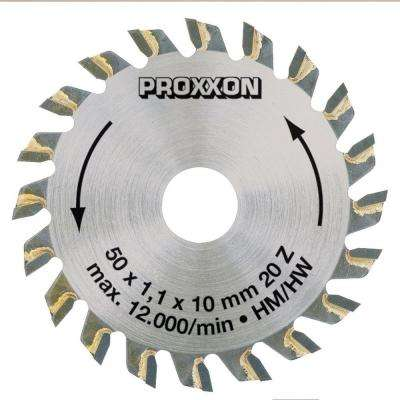20-Teeth Tungsten Tipped Saw Blade for KS 115