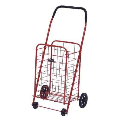 Mini-A Shopping Cart in Red