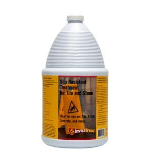 Invisatread 1 Gal Slip Resistant Treatment For Tile And Stone