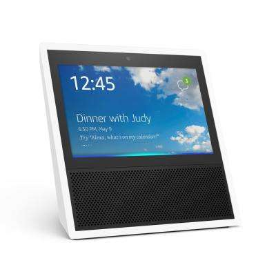 Echo Show in White