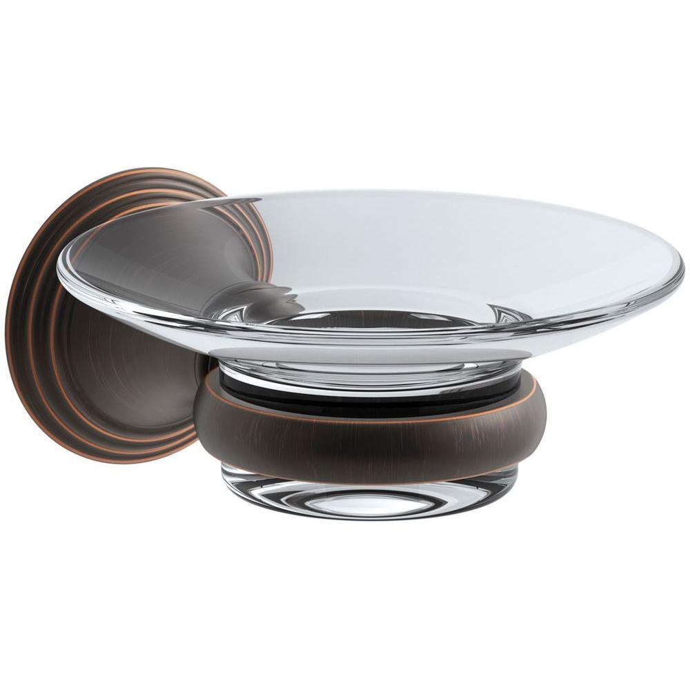 Devonshire Soap Dish in Oil-Rubbed Bronze