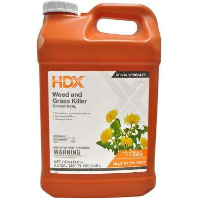 2.5 Gal. Weed and Grass Killer Concentrate