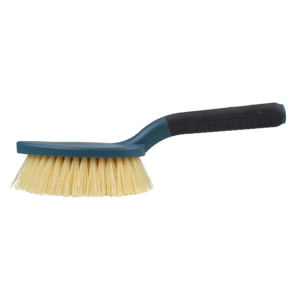 Extendable Long Handle Scrub Brush