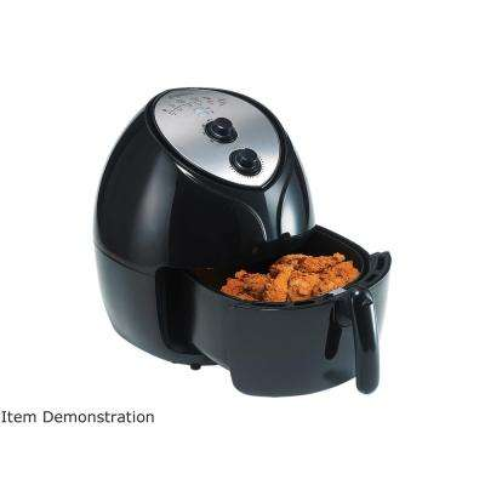 5.8 qt. (5.5 L) 1700W Oil-Less Low Fat Air Fryer