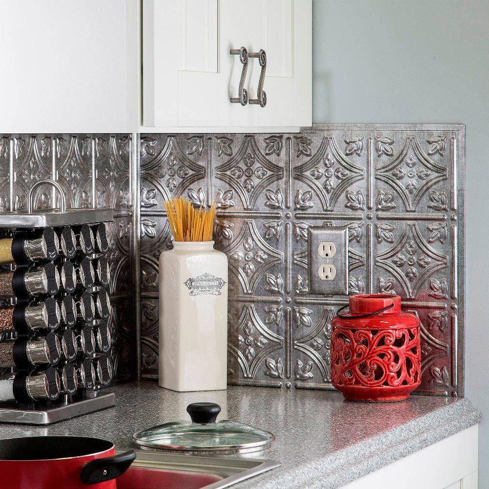 Fasade tile backsplashes tile the home depot dailygadgetfo Choice Image