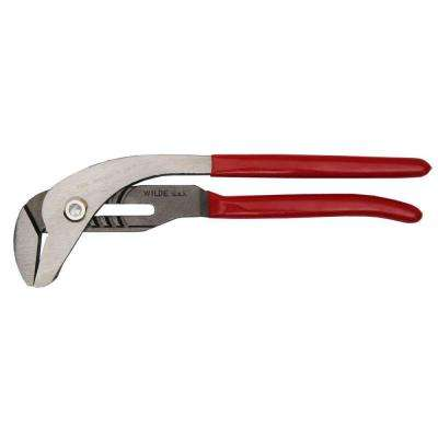 10 in. 90 Degree Nose Smooth Jaw Pipe Wrench Pliers