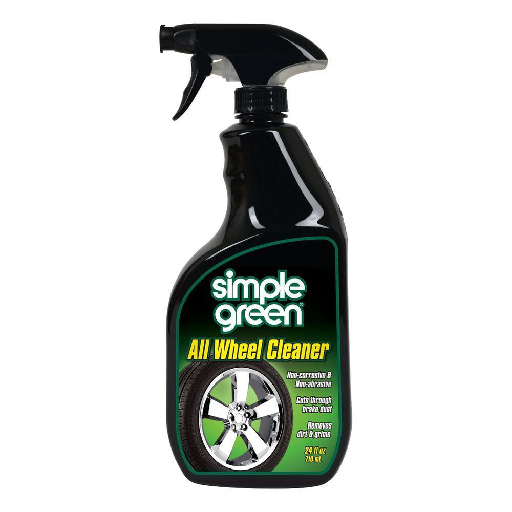 24 oz. All-Wheel Cleaner