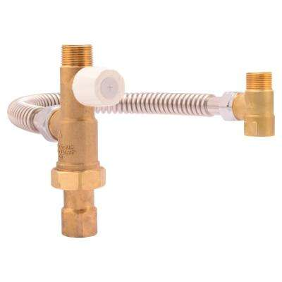 Water Heater Tank Booster