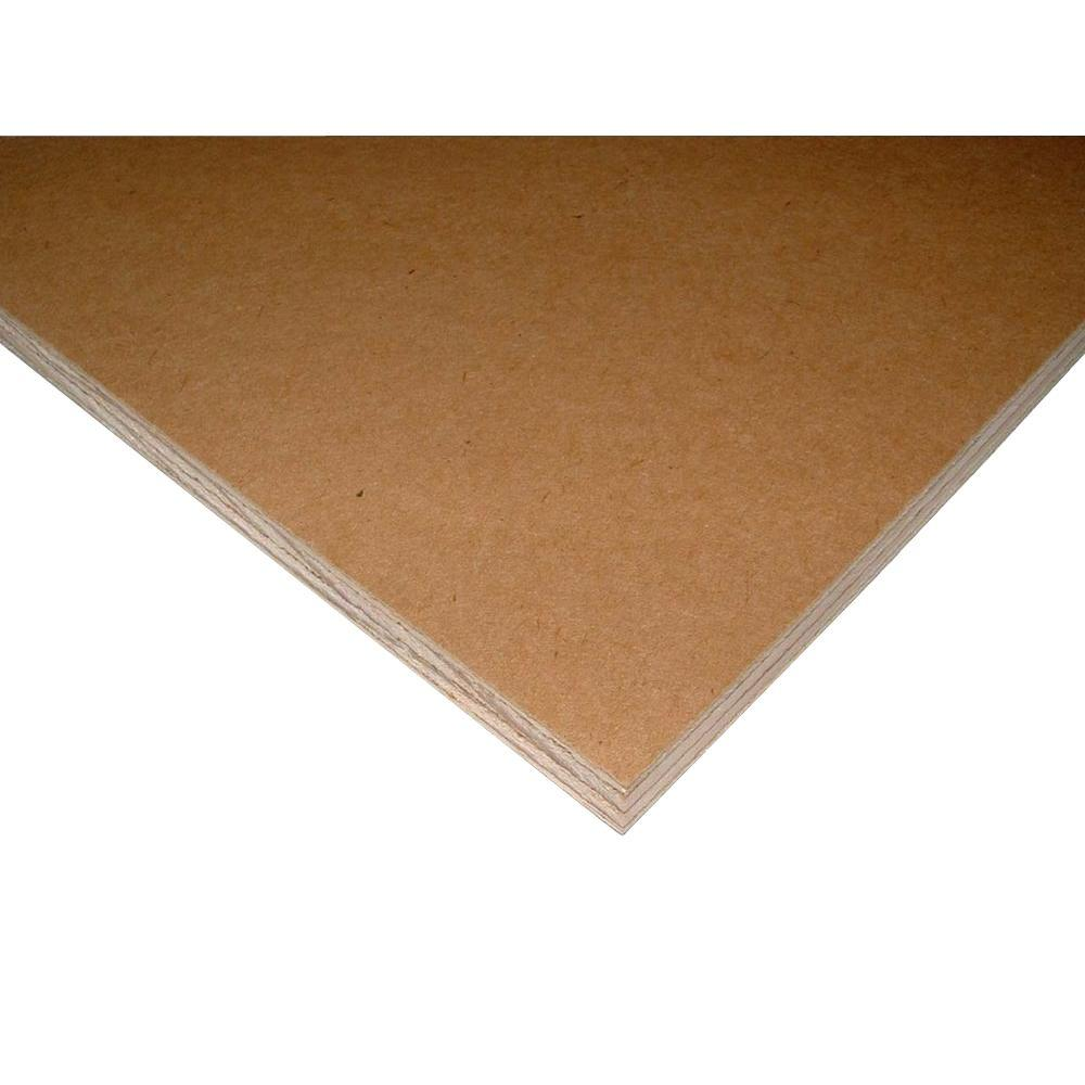 3/4 in  x 4 ft  x 8 ft  G1S EXT Fir MDO Board-185303 - The