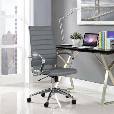 Jive Highback Office Chair in Gray