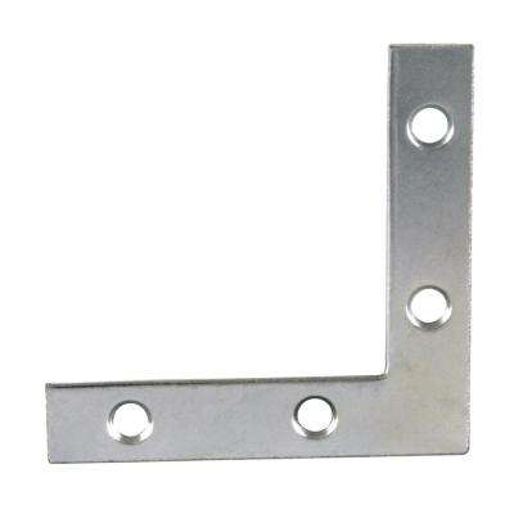 2-1/2 in. x 2-1/2 in. Flat Corner Reinforcement Brace