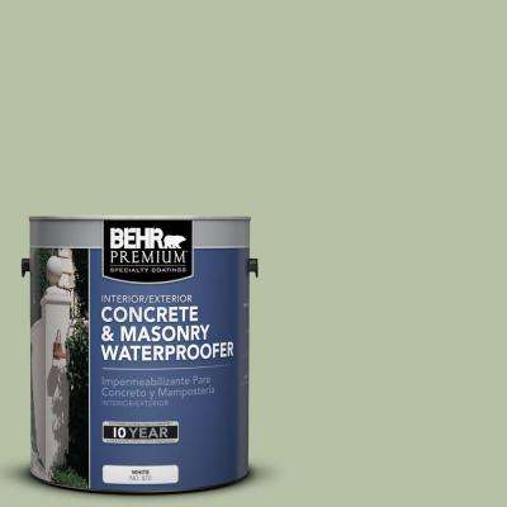 1 gal. #BW-47 Alpine Fern Concrete and Masonry Waterproofer