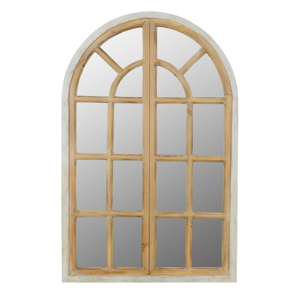 Athena Farmhouse Arch Wall Mirror