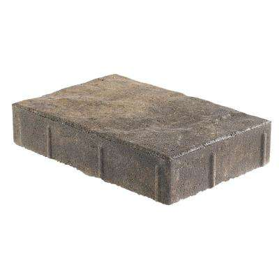 11.81 in. L x 7.87 in. W x 1.97 in. H Chicago Blend Concrete Paver Taverna (192-Pieces/124 sq. ft./Pallet)