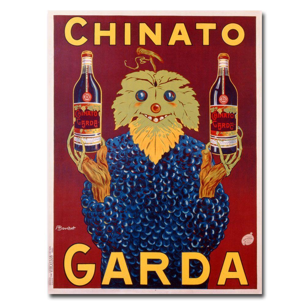 24 in. x 32 in. Chinato Garda 1925 Canvas Art