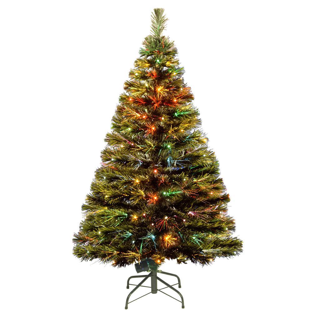7 Ft Fiber Optic Christmas Tree