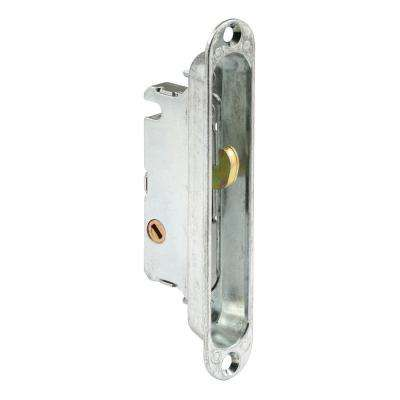 Sliding Door Mortise Latch, With Adaptor Plate