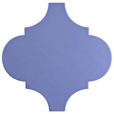 Provenzale Lantern Blue 8 in. x 8 in. Porcelain Floor and Wall Tile (1.08 sq. ft. per pack)