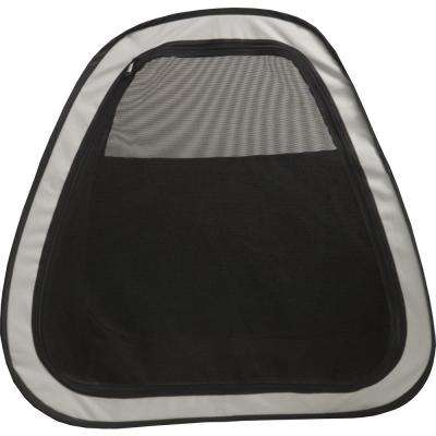 36 in. x 36 in. x 33 in. Park Avenue Auto Barrier Pet Pen