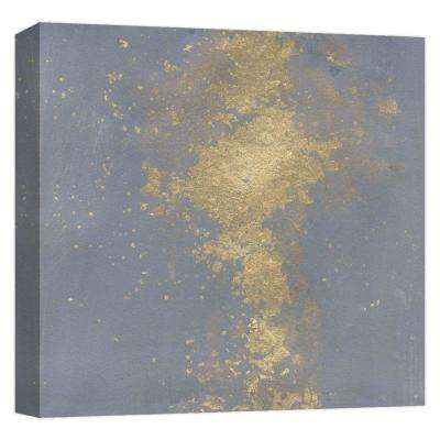15.inx15.in ''Concrete Gold 1'' Printed Canvas Wall Art