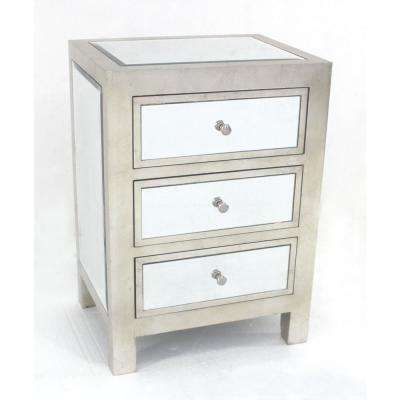 Silver - Office Storage Cabinets - Home Office Furniture - The ...
