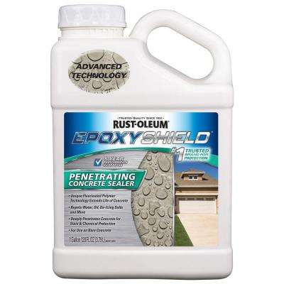 1 gal. Clear Penetrating Concrete Sealer (Case of 2)