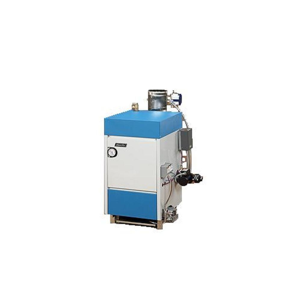 Slant/Fin Slantfin Natural Gas Boiler with 90,000 BTU Input 66,000 ...