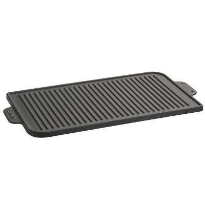 ECO Reversible Porcelain-Enameled Cast Iron Grill Griddle