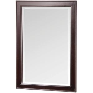 Wall Mirror In Espresso. Home Decorators ...