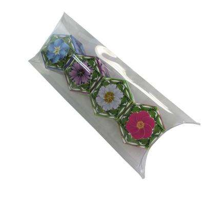 Paper Planter Seed Starters Flower Gift Set (4-Pack)
