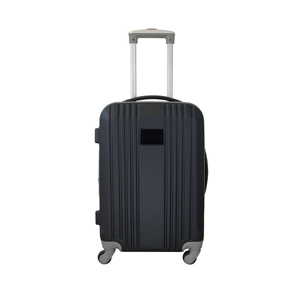 Carry-On Hardcase 21 in. Gray Dual Color Expandable Spinner