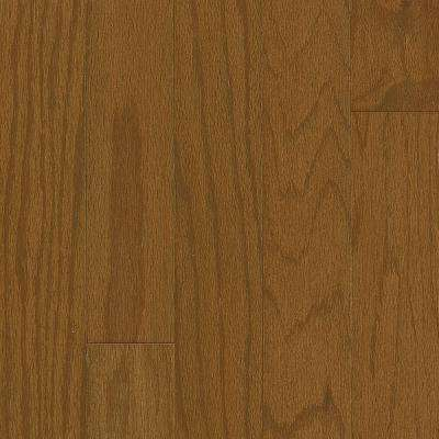 Plano Oak Saddle 3/8 in. Thick x 5 in. Wide x Varying Length Engineered Hardwood Flooring (30 sq. ft. / case)