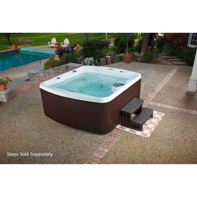 Curacao DLX (LS550 Plus) 45-Jet, 5-Person Spa