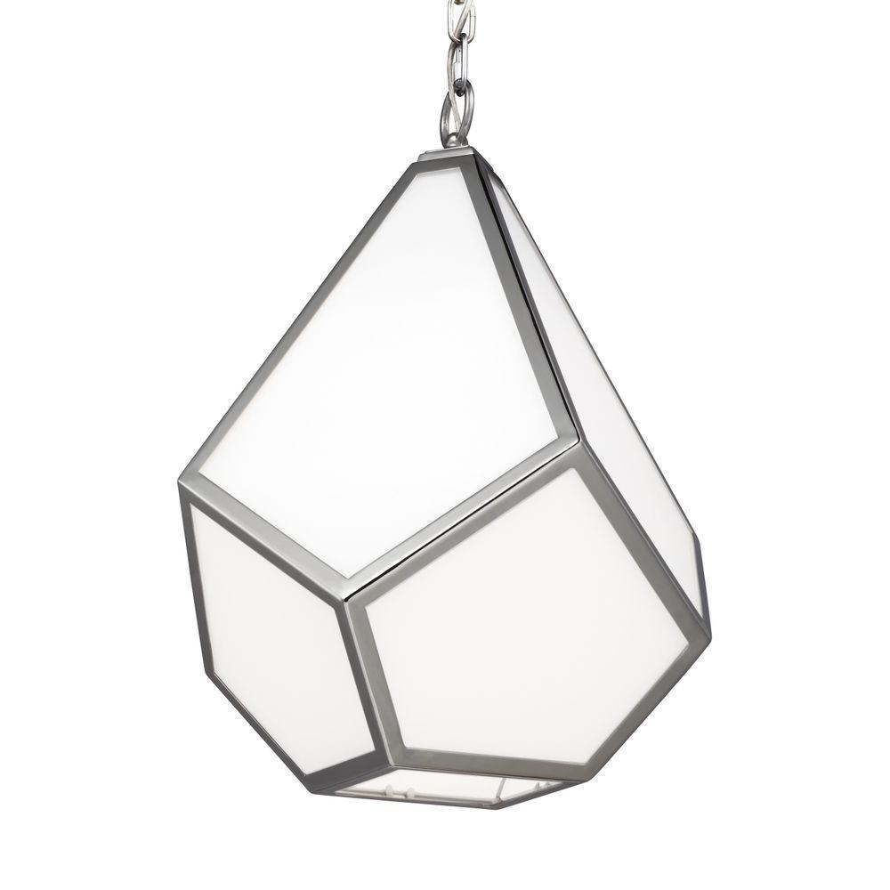 Chateau Pedestal Lantern Nickel: Feiss Chateau Blanc 2-Light Semi-Gloss White Wall Sconce