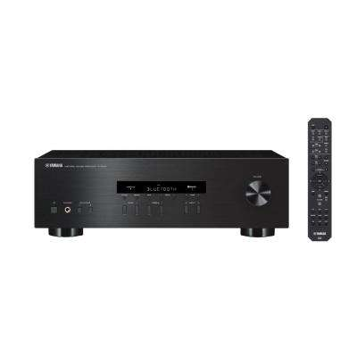 Natural Sound Stereo Receiver, Black