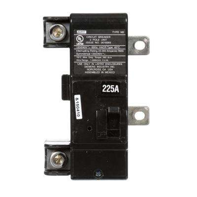 225 Amp Double-Pole Main Breaker Converter