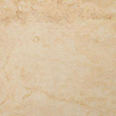Lucerne Grassen Matte 6.42 in. x 6.42 in. Porcelain Floor and Wall Tile (5.72 sq. ft. / case)