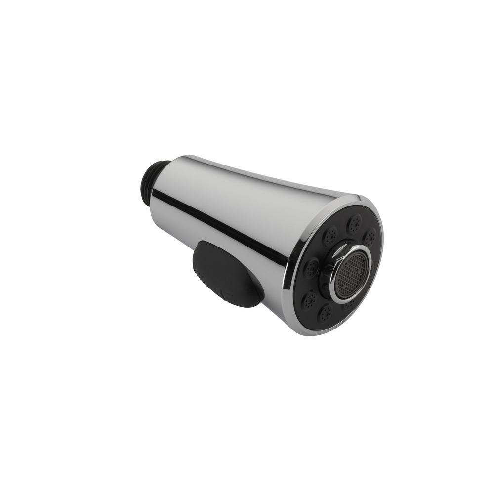 Market Single-Handle Pull-Down Spray Head in Chrome