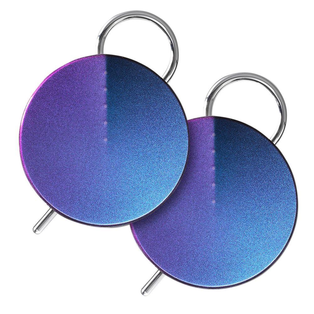 Onyx Personal Smart Walkie-Talkie, Iridescent Cobalt (2-P...