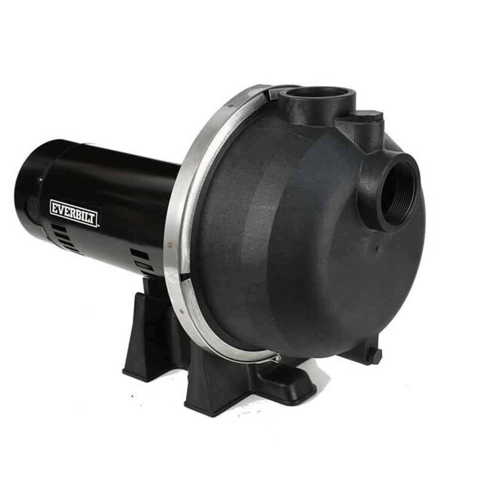 2 HP Plastic Lawn Sprinkler Pump