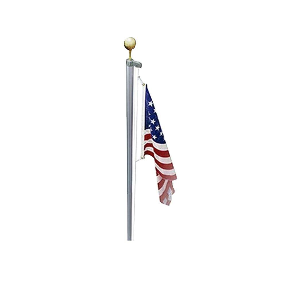 Classic 13 ft. Sectional Flagpole Kit with Rope