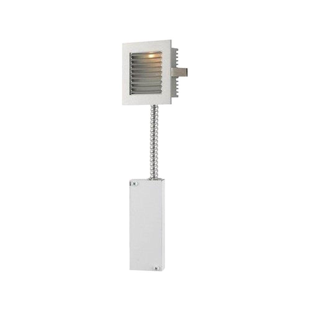 Filament Design Spectra 1-Light White LED Steplight