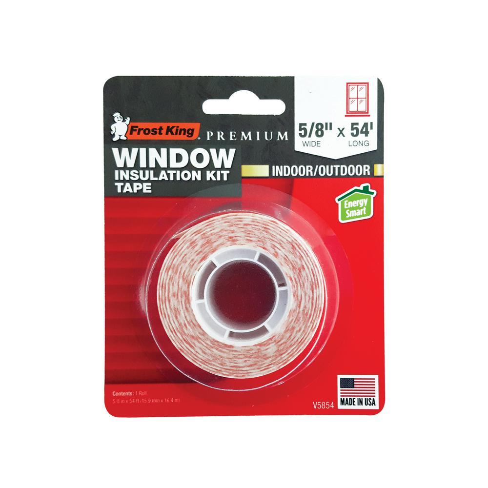 0.625 in. x 54 ft. Window Tape