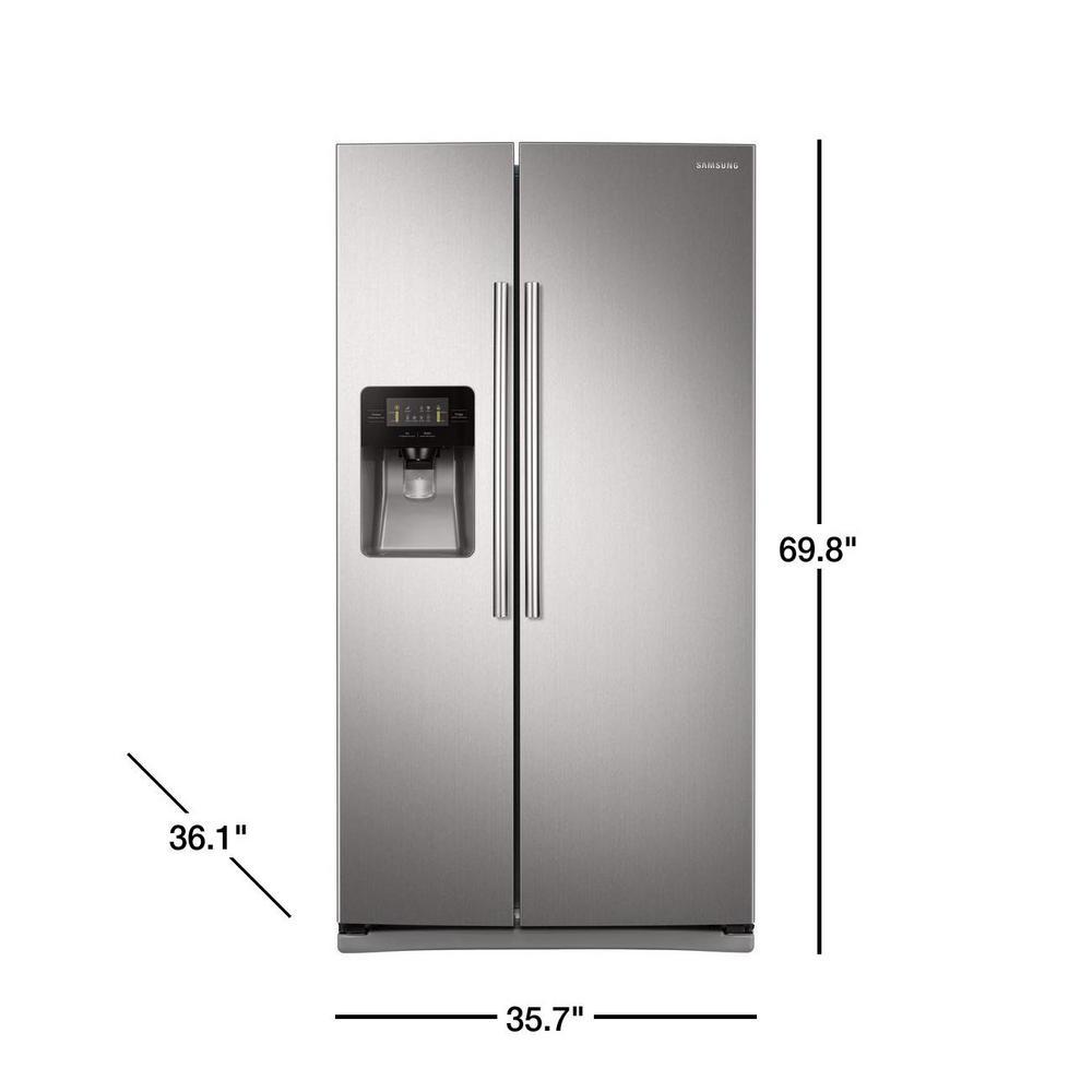Side By Samsung Refrigerator Problems