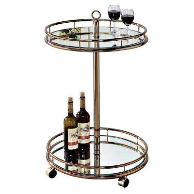 Paradise Champagne Serving Cart